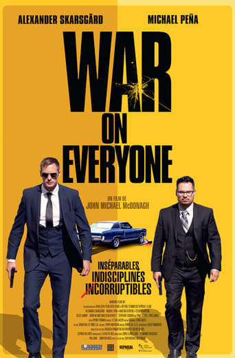Poster of War on Everyone
