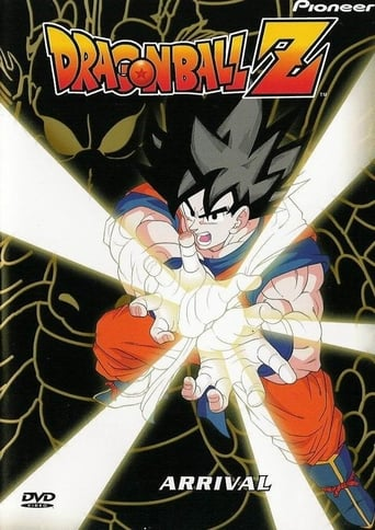 Poster of Dragon Ball Z: Rock the Dragon