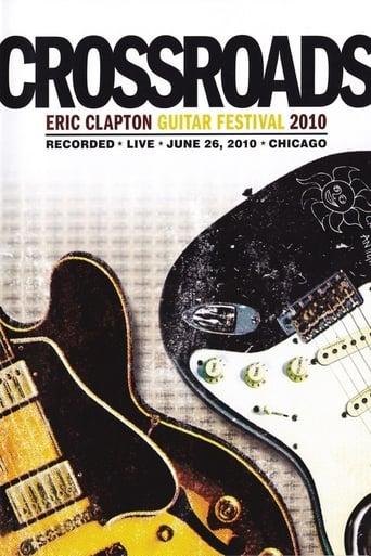 Poster of Eric Clapton's Crossroads Guitar Festival 2010