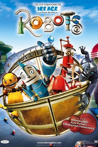 Poster of Robots