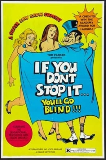 Poster of If You Don't Stop It...You'll Go Blind!!!