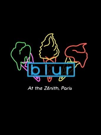 Blur au Zénith - Paris