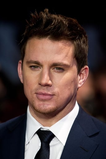 Channing Tatum alias Duke Orsino