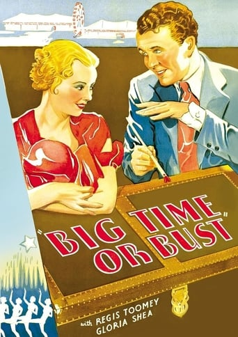 Poster of Big Time Or Bust