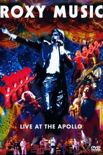 Poster of Roxy Music: Live at the Apollo