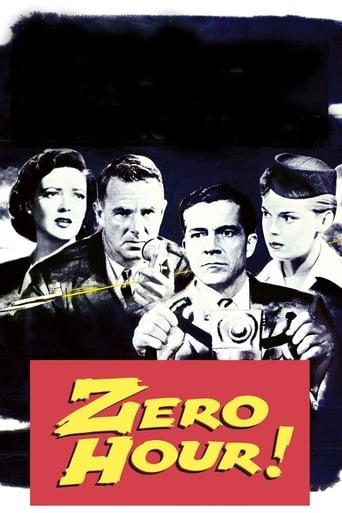 Poster of Zero Hour!