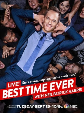 Poster of Best Time Ever with Neil Patrick Harris