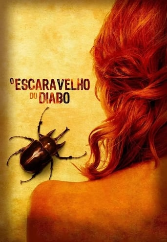 O Escaravelho do Diabo - Poster