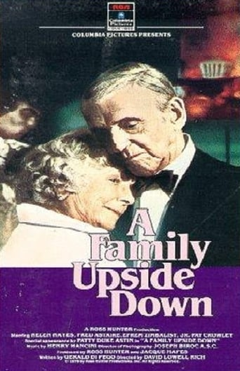 Poster of A Family Upside Down