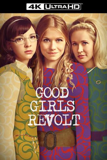 Poster of La rebelión de las chicas buenas