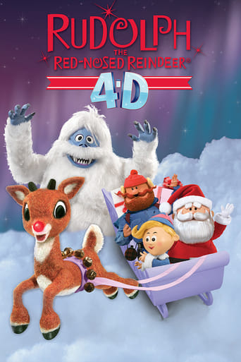 Poster of Rudolph the Red-Nosed Reindeer 4D