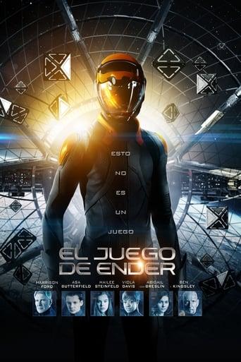 Poster of El juego de Ender