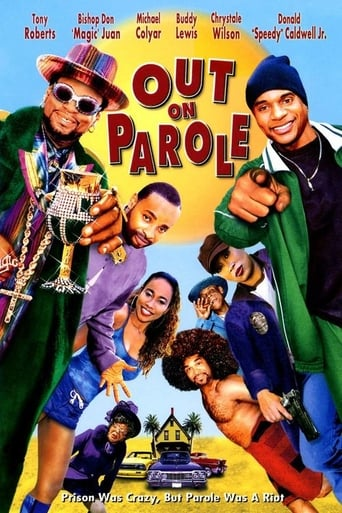 Poster of Out on Parole