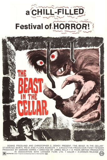 Poster of The Beast in the Cellar