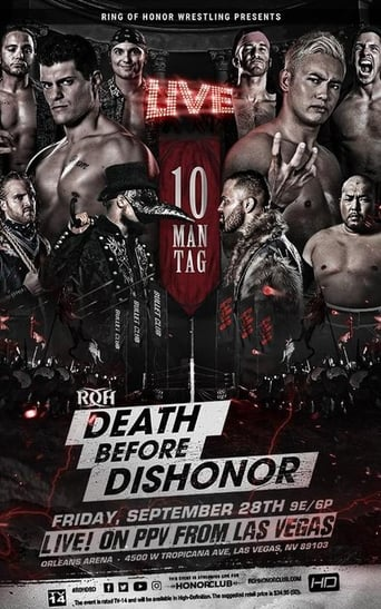 Watch ROH: Death Before Dishonor XVI Online Free Putlocker