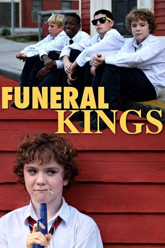 Poster of Funeral Kings