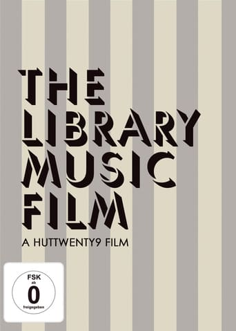 Poster of The Library Music Film
