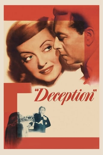 Poster of Deception