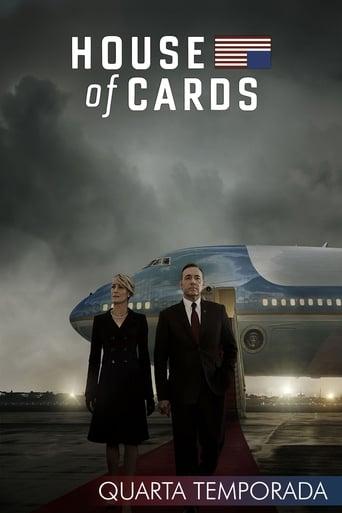 House of Cards 4ª Temporada - Poster