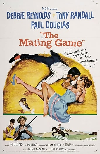 Poster of The Mating Game