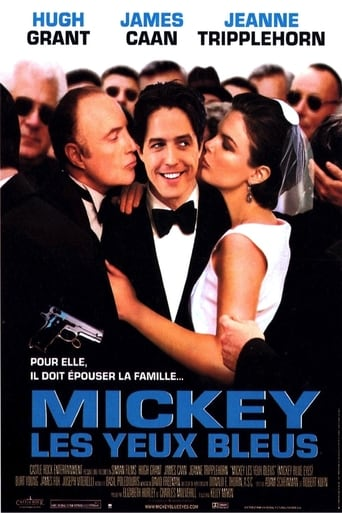 Poster of Mickey les yeux bleus