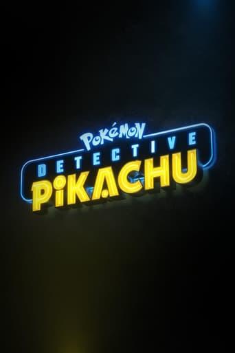Poster of Pokémon: Detective Pikachu