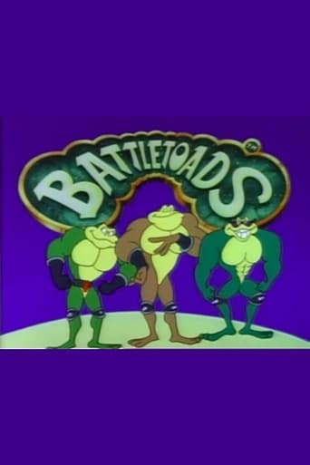 Poster of Battletoads