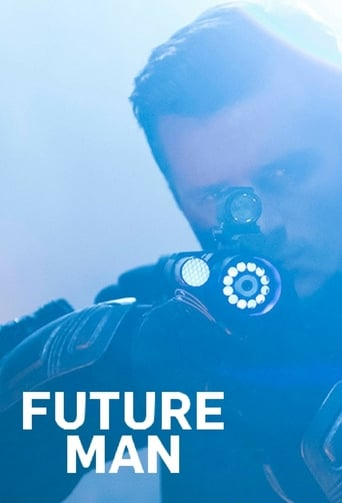 Poster of Future Man