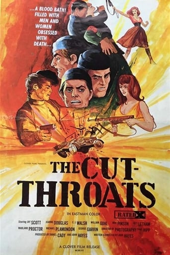 Poster of The Cut-Throats