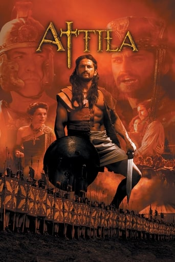Poster of Attila