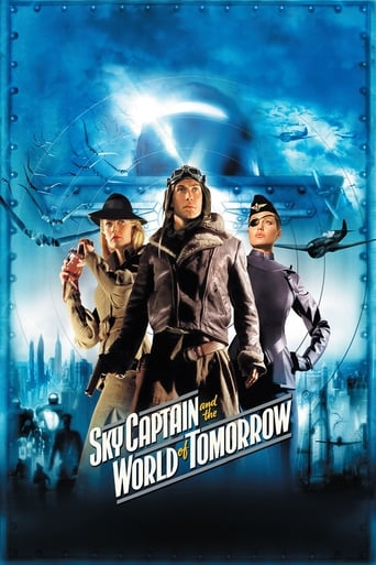 Capitão Sky e o Mundo de Amanhã - Poster