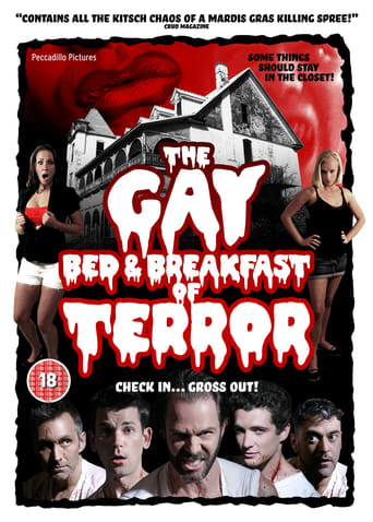 The Gay Bed and Breakfast of Terror poster