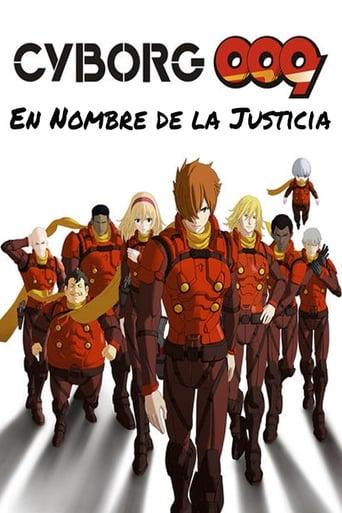 Capitulos de: Cyborg 009: En nombre de la justicia