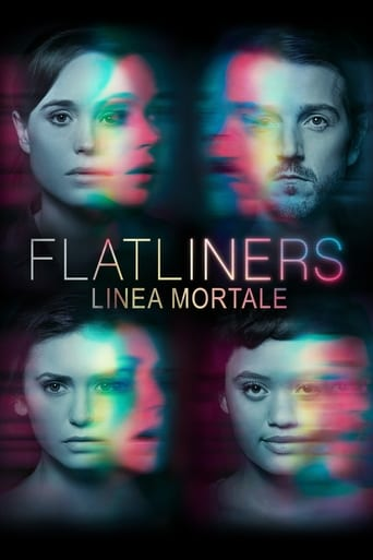 Poster of Flatliners - Linea mortale