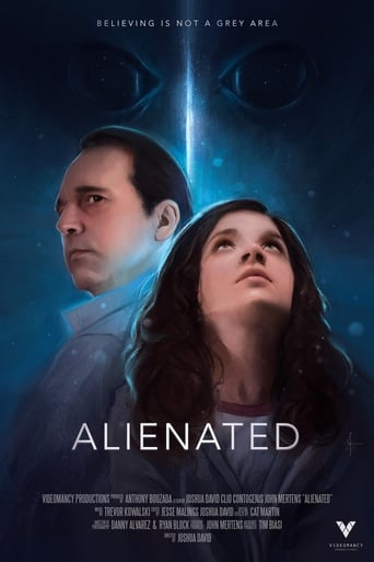Alienated Poster