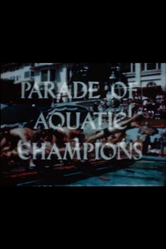 Poster of Parade Of Aquatic Champions