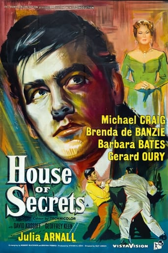 Poster of House of Secrets