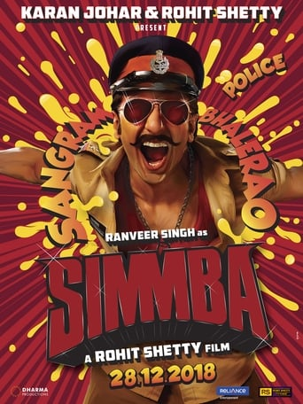 Poster of Simmba