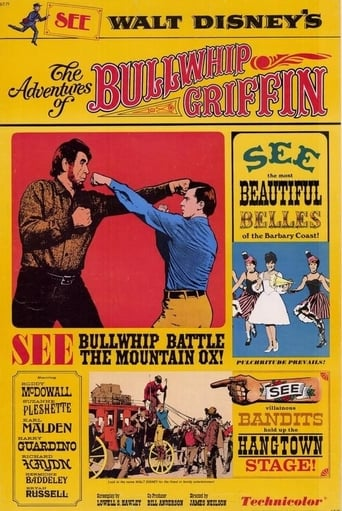 Poster of The Adventures of Bullwhip Griffin