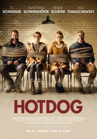 Poster of Hot Dog
