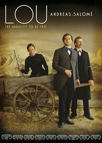 Poster of Lou Andreas-Salomé, The Audacity to be Free
