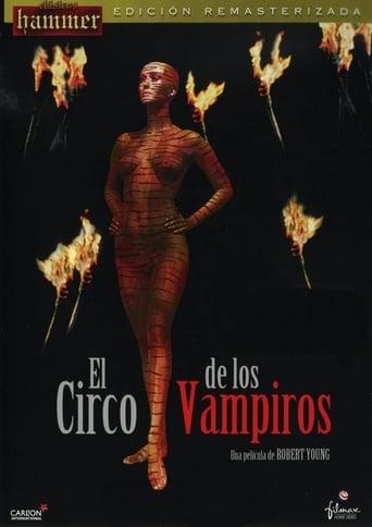 Poster of El Circo De Los Vampiros