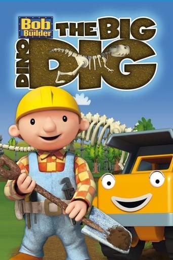 Poster of Bob the Builder: Big Dino Dig