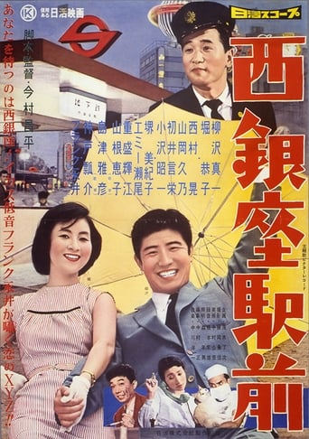 Poster of Nishi Ginza Station