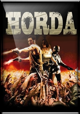 Poster of A horda