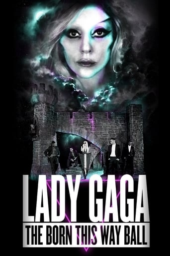 Poster of Lady Gaga: The Born This Way Ball Live from Montreal