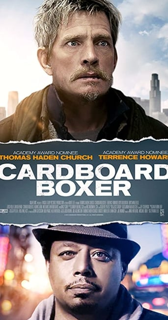 Poster of Cardboard Boxer