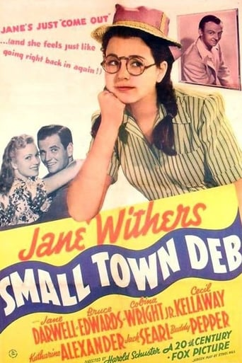 Poster of Small Town Deb