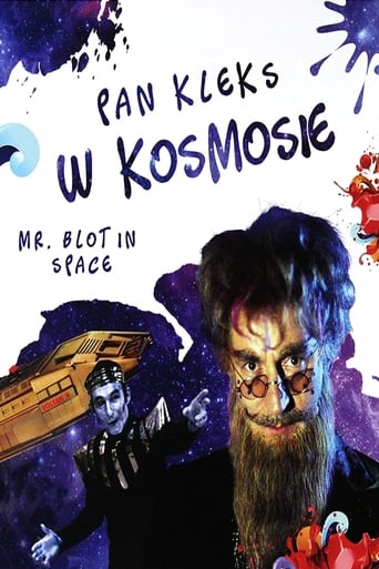 Poster of Mr. Blot in Space
