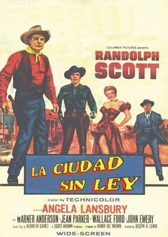Poster of La ciudad sin ley